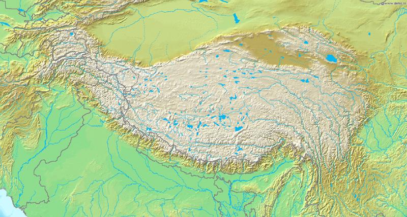 núi Himalaya ở đâu