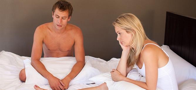 yếu sinh lý ở nam giới là gì