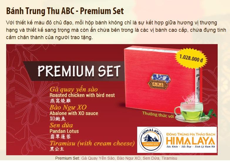 tết trung thu 2017 Banh Trung Thu ABC Premium