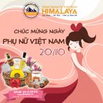 Ngày Phụ nữ Việt Nam 20/10 – Nhận Ngay Ưu Đãi Lớn từ HIMALAYA