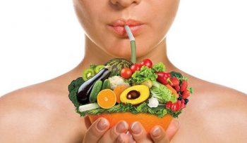 thực phẩm thanh lọc phổi